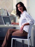 Biuro, ergonomiczne stanowisko pracy
