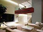 Salon, styl minimalistyczny