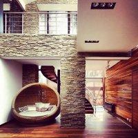 przykład aranżacji salonu w domu