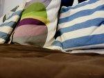 Kolorowe tekstylia do domu