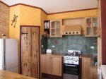 wyposażenie kuchni, drewno, meble