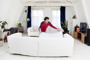 Sprzątanie mieszkania i domu