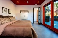 przestronna i wygodna sypialnia