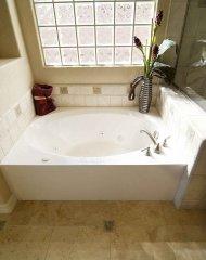 Łazienka z widokiem