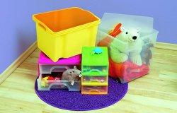 Pojemniki z szufladami i Textile Box