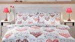 Sypialnia w romantycznym stylu - slider